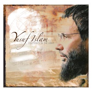<i>Footsteps in the Light</i> 2006 compilation album by Yusuf Islam