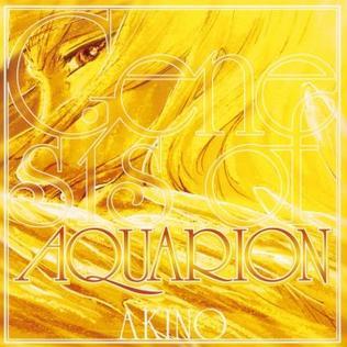 Genesis of Aquarion (song)