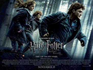 Picture of a movie: Harry Potter And The Deathly Hallows – Part 1
