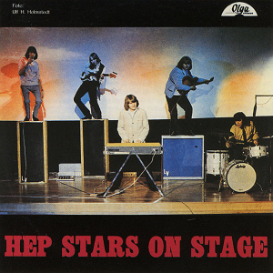 <i>Hep Stars on Stage</i> 1965 live album by Hep Stars