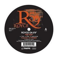 """Hip Hop (Royce da 59"""" song) 2003 song by Royce da 59"""""""