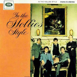 <i>In The Hollies Style</i> 1964 studio album by The Hollies