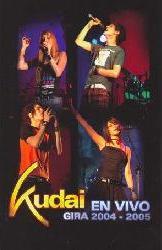 kudai en vivo gira 2004 2005: