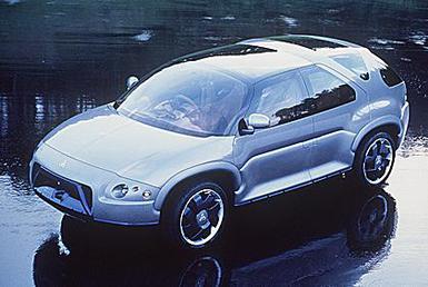 Mitsubishi Tetra Concept