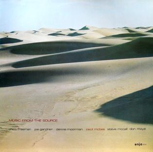 <i>Music from the Source</i> 1978 live album by Cecil McBee Sextet