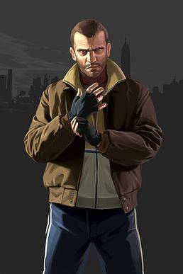 Image result for Niko Bellic