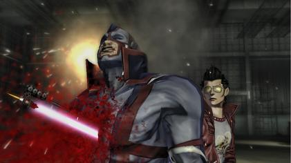 Image result for no more heroes gameplay
