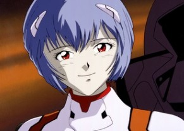 Rei II Episode from the Neon Genesis Evangelion anime series