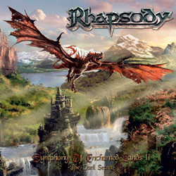 <i>Symphony of Enchanted Lands II – The Dark Secret</i> album by Rhapsody of Fire