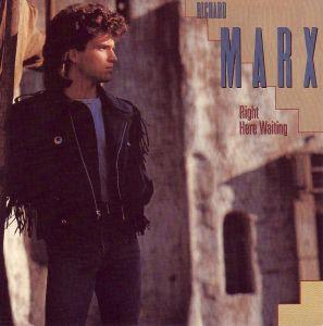Richard Marx — Right Here Waiting (studio acapella)