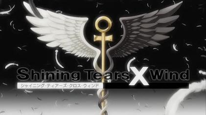 Shining Tears X wing banner
