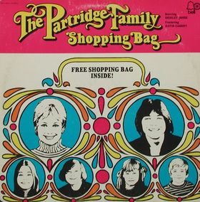 <i>Shopping Bag</i> 1972 studio album by The Partridge Family