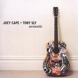 <i>Acoustic</i> (Joey Cape and Tony Sly album) 2004 studio album by Joey Cape and Tony Sly