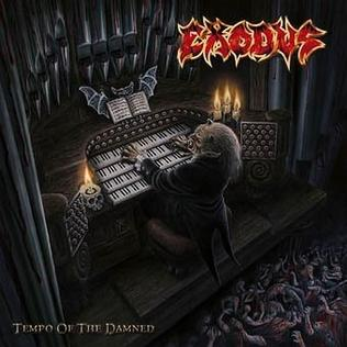 <i>Tempo of the Damned</i> 2004 studio album by Exodus