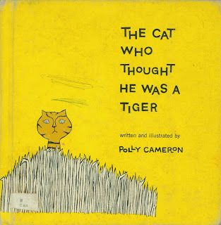 <i>The Cat Who Thought He Was a Tiger</i>