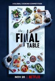 <i>The Final Table</i> Cooking competition Netflix show
