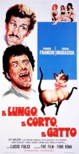 <i>The Long, the Short, the Cat</i> 1967 film directed by Lucio Fulci