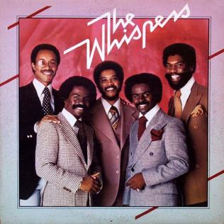 <i>The Whispers</i> (album) 1979 studio album by The Whispers