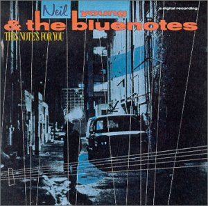 <i>This Notes for You</i> 1988 studio album by Neil Young & The Bluenotes