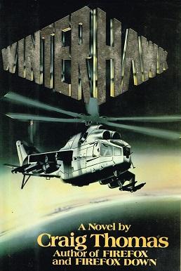 <i>Winter Hawk</i> book by Craig Thomas