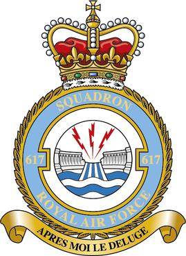 No. 617 Squadron RAF, aka the Dambusters