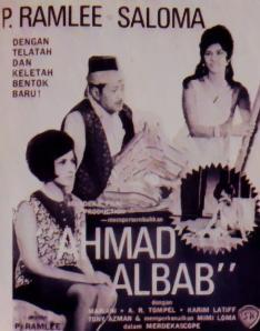 <i>Ahmad Albab</i> 1968 film by P. Ramlee