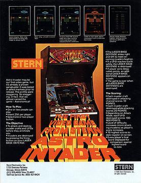 Astro Invader Wikipedia