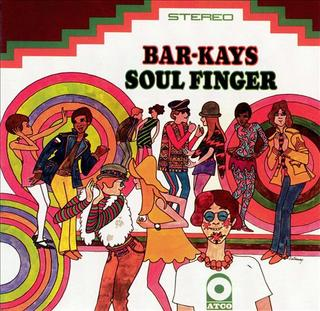 <i>Soul Finger</i> (Bar-Kays album) 1967 studio album by The Bar-Kays