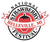 Belleville National Strawberry Festival Logo.png