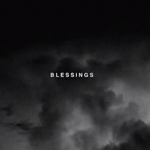 Big Sean featuring Drake and Kanye West — Blessings (studio acapella)