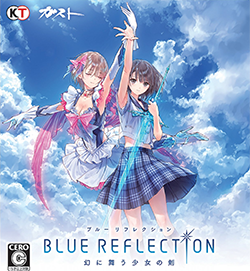 Picture of a game: Blue Reflection