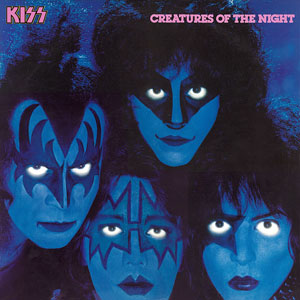 <i>Creatures of the Night</i> 1982 studio album by Kiss