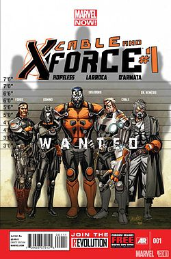 75c04f61941 Cable and X-Force - Wikipedia