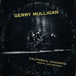 <i>California Concerts</i> album by Gerry Mulligan