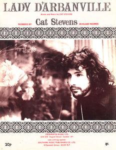 Lady DArbanville 1970 single by Cat Stevens