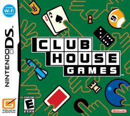 <i>Clubhouse Games</i> video game
