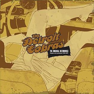 <i>The Original Recordings</i> 2008 compilation album by The Detroit Cobras