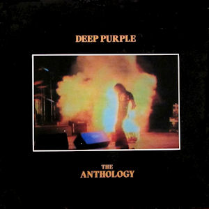 <i>The Anthology</i> (Deep Purple album) compilation album by Deep Purple