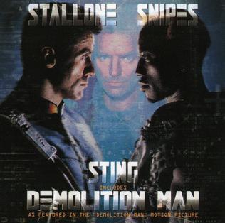 Demolition Man (album)...