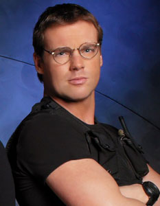 Daniel Jackson (<i>Stargate</i>) Fictional character from the Stargate universe