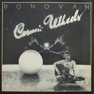 <i>Cosmic Wheels</i> 1973 studio album by Donovan