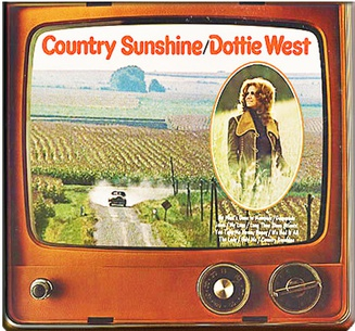 <i>Country Sunshine</i> (Dottie West album) 1973 studio album by Dottie West