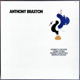 <i>For Four Orchestras</i> 1978 studio album by Anthony Braxton