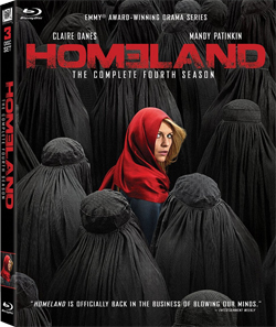 Homeland (season 4) - Wikipedia