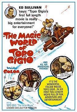 Le avventure di topo Gigio movie