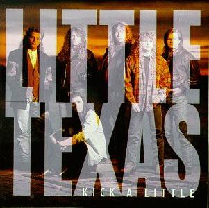 <i>Kick a Little</i> 1994 studio album by Little Texas