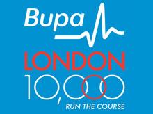 10km road race in London