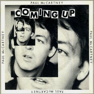 Coming Up (song) 1980 single by Paul McCartney