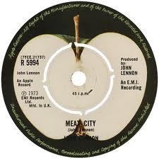 Meat City 1973 single by John Lennon