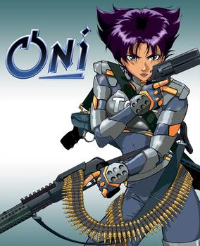 Picture of a game: Oni